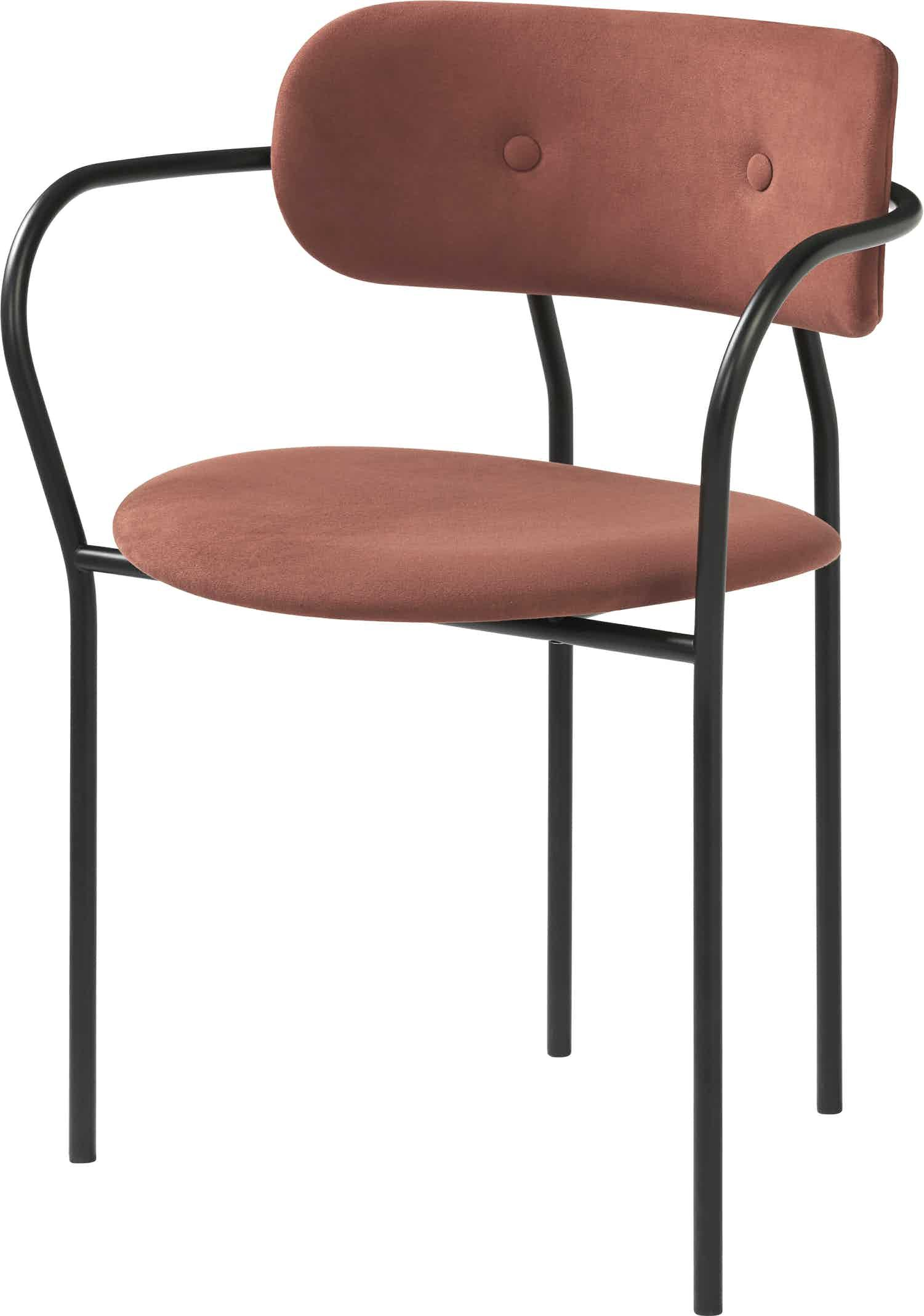 best website 9808d f6f99 Coco Dining Chair with Armrest by Gubi, now available at ...