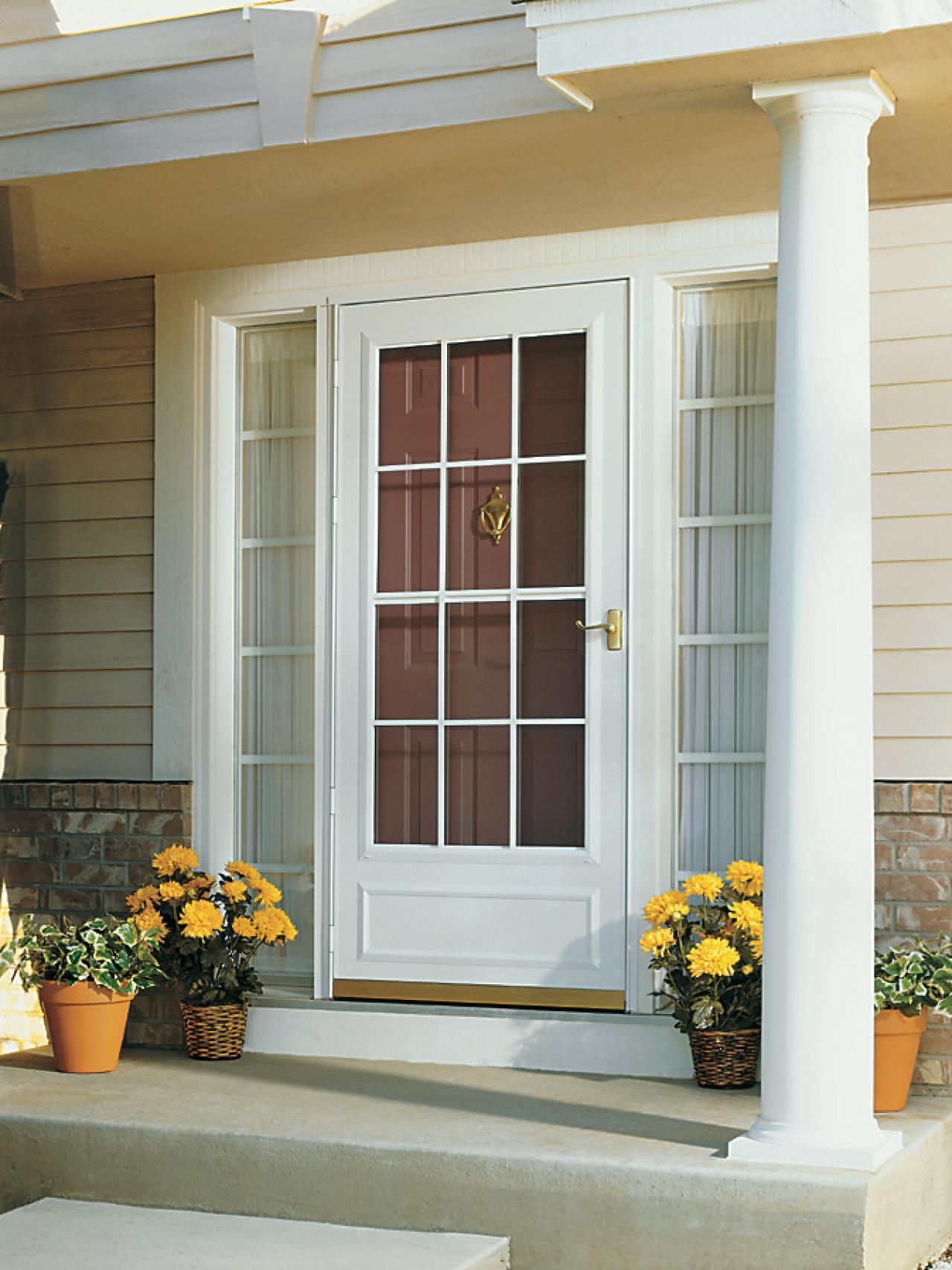 Lowes Frames | Storm Door Lowes | Screen Doors Lowes | For the Home on