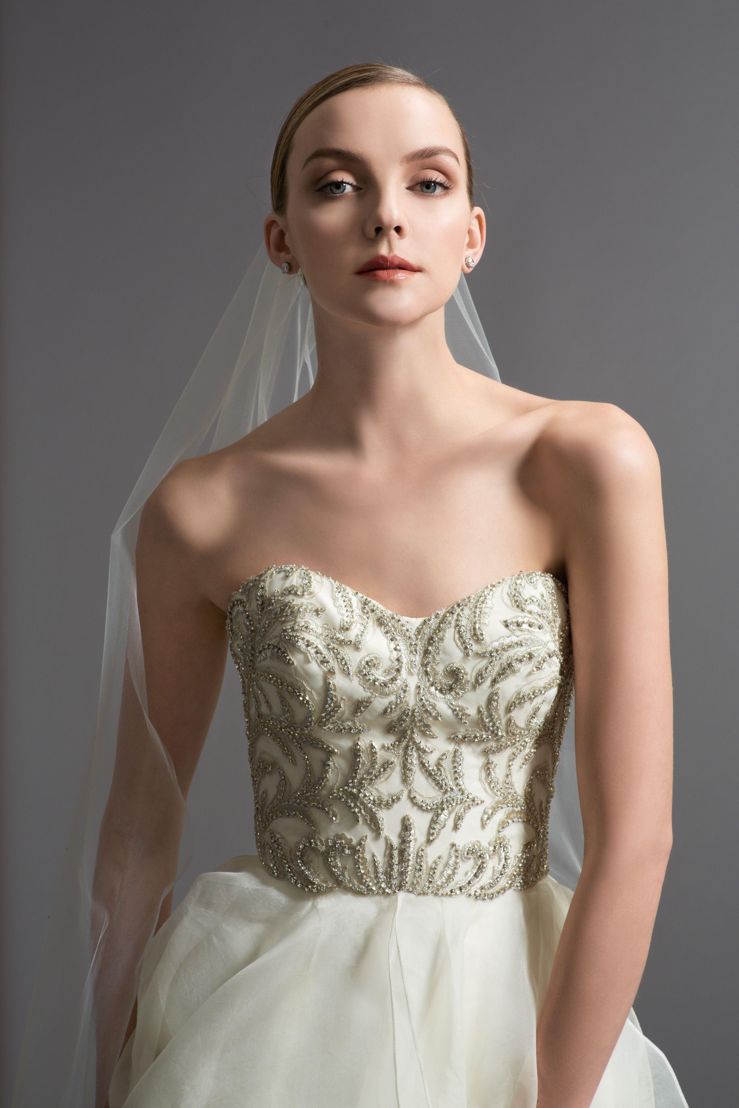 Watters daniela gown watters wedding weddingdress pinterest