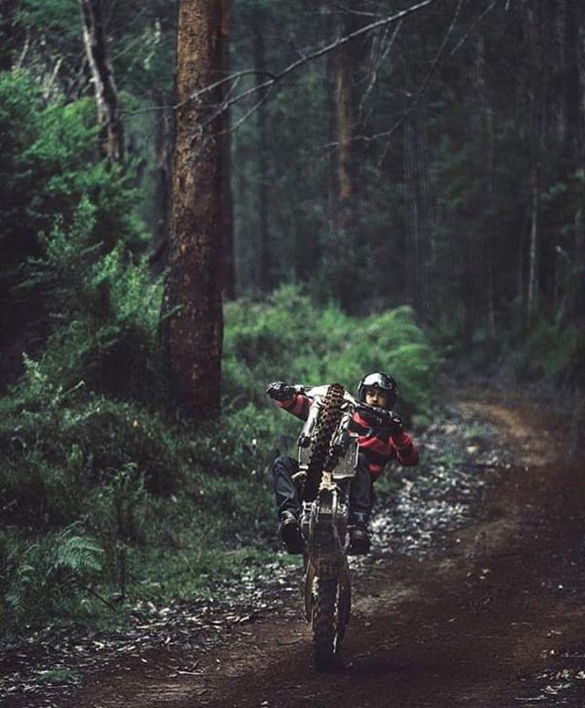 SA1NT 4 #motorcycles #scrambler #motos | caferacerpasion.com