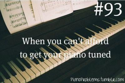 Piano Problems Music Jokes Piano Quotes Piano Memes