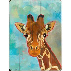 Giraffe Wall Decor