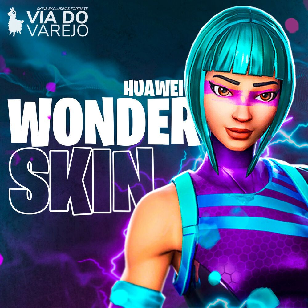🔥 Fortnite: WONDER Skin CODE - Instant Delivery - CHEAPEST