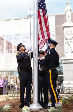 Honor Flag Ceremony Set For Noon On Monday Honor Flag Ceremony Honor