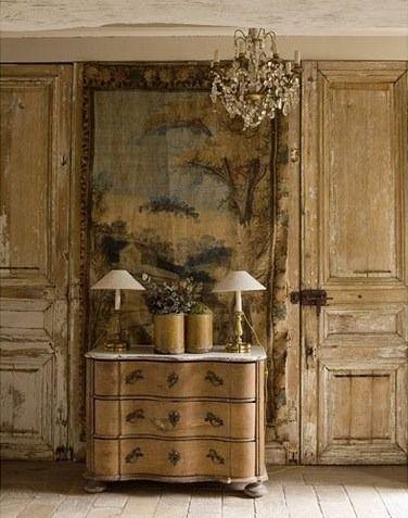 belle francaistapestries Déco de style Pinterest