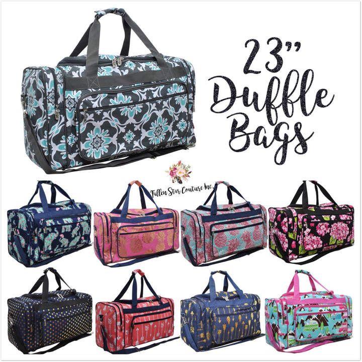 Etsy Personalized Duffle Bags Monogrammed Bag Weekender S