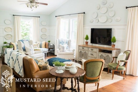 mms-8290 Awesome Home Tours Pinterest Mustard seed, Wall