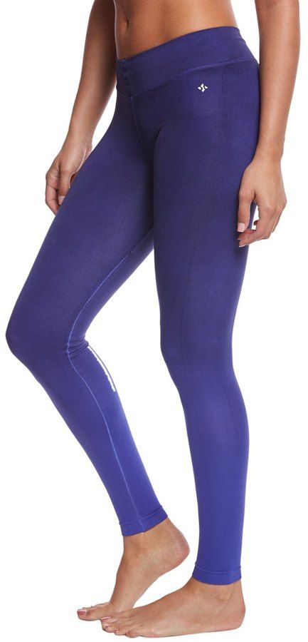 b5cb61f90a NUX Ombre VAnkle Seamless Yoga Leggings - 8159233 | Products | Yoga ...
