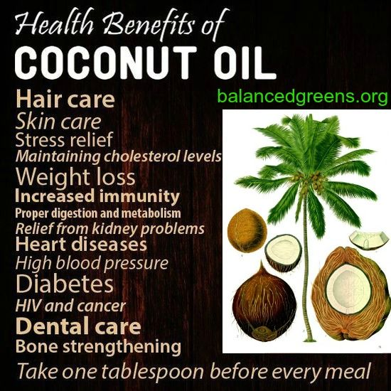 Coconut oil, one of the superfoods now understood.