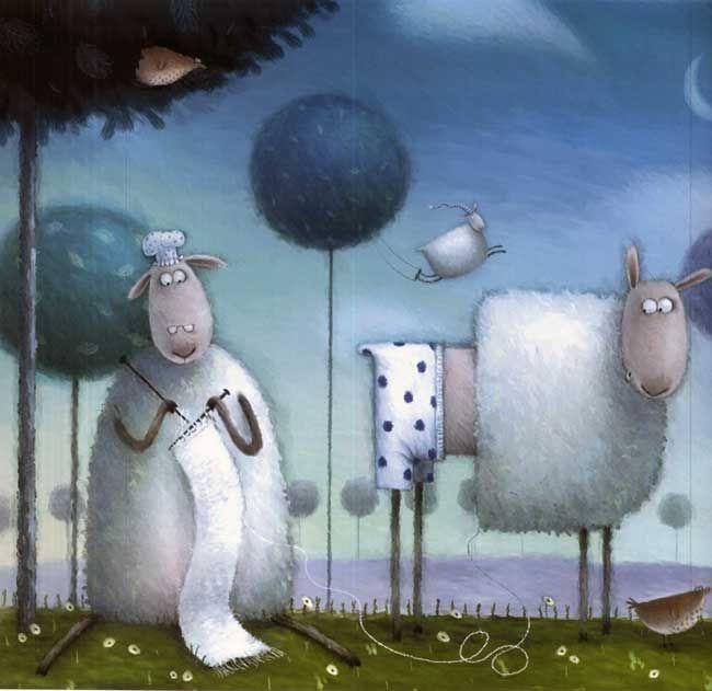 Плачут, смешные овечки картинки