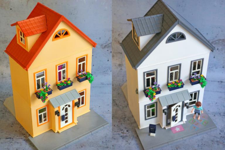 Kleines Playmobil Haus