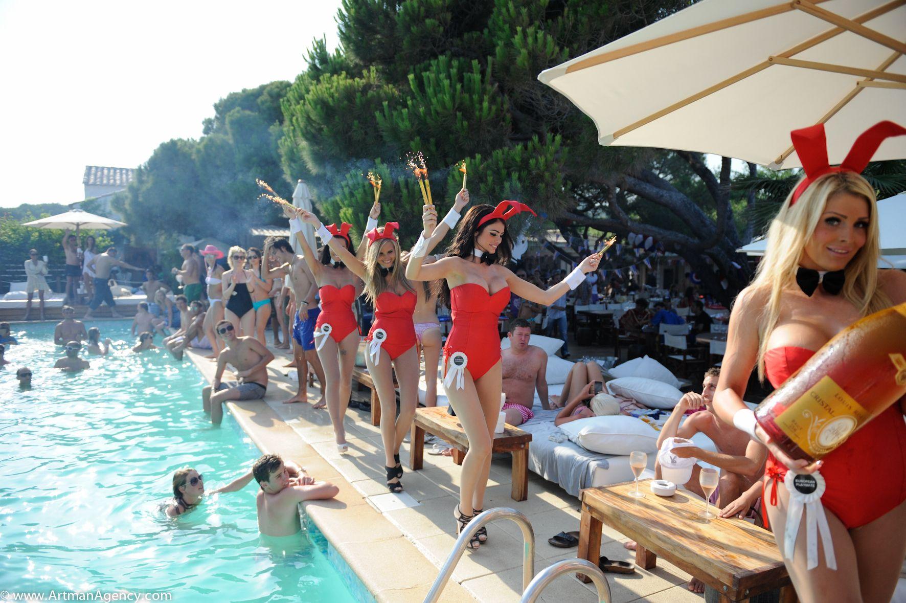 St. Tropez Nikki Beach Nikki beach, beaches party