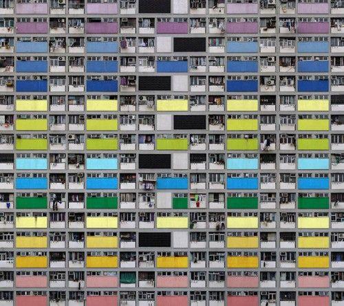 Michael Wolf nos trae 'Arquitectura de densidad'