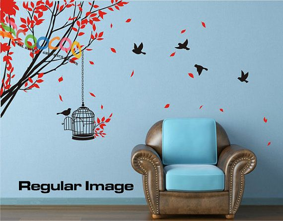 Wall Decal Wall Stickers Tree Wall Decals Wall Decals Nursery