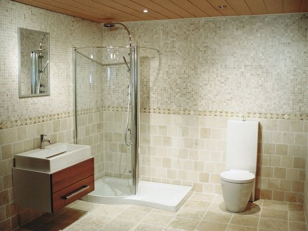 Travertin 10x10 Douche Salle De Bain Travertin Salle De Bain Design Meuble Vasque