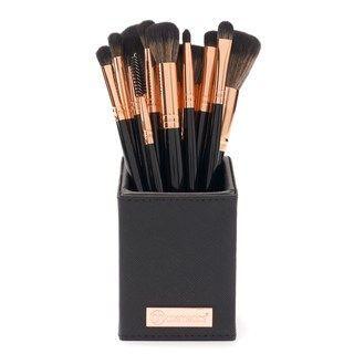 Photo of BH Cosmetics Signature Roségold 13-tlg. Make-up Pinsel Set | Kohls –  BH Cosmet…