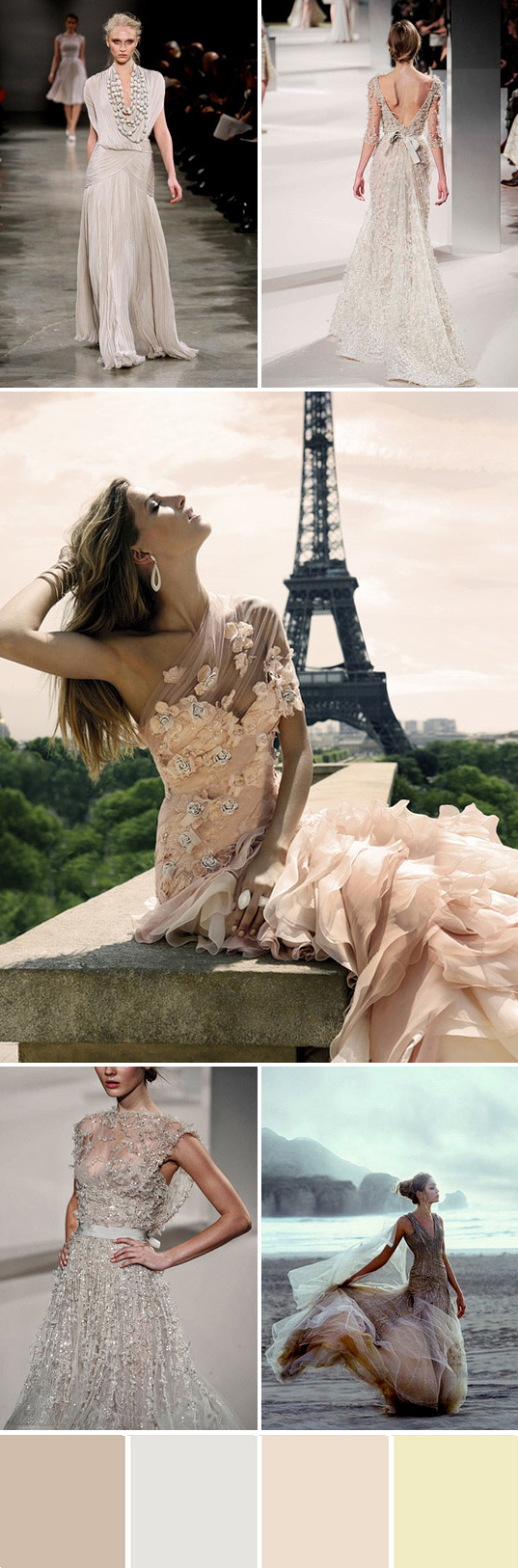 Beautiful dresses #http://www.theprettyblog.com/