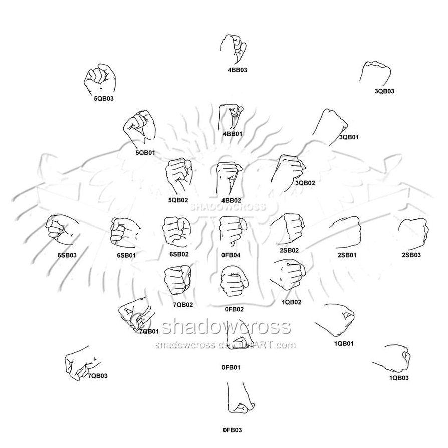 Hand Study Angle Chart 2 By Shadowcross Hand Art Drawing Hand Drawing Reference Hand Reference