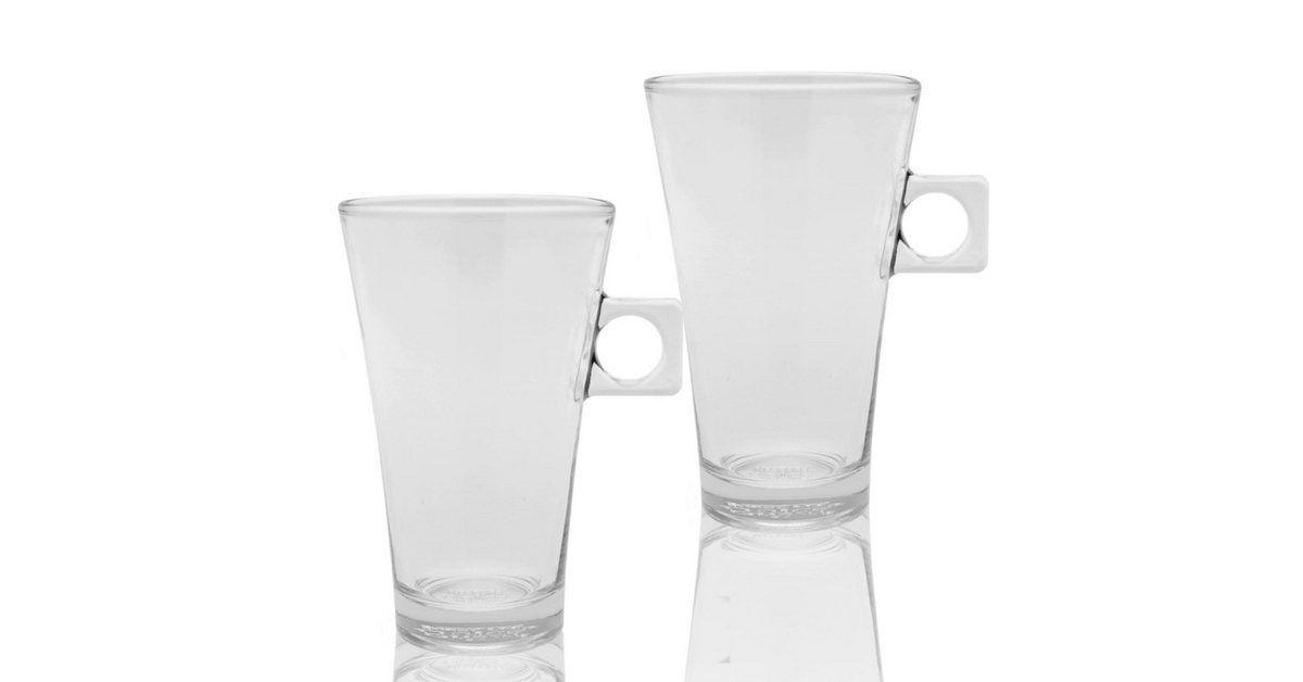 Nescafé Dolce Gusto Latte-Macchiato-Glas »Latte Macchiato Design 2er Set 200 ml« online kaufen #lattemacchiato Latte-Macchiato-Glas »Latte Macchiato Design 2er Set 200 ml« #lattemacchiato