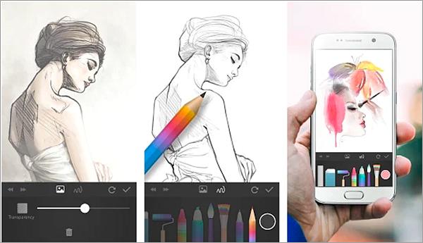 sketches app iphone