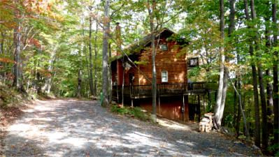 Exceptionnel Virginia Cabin Rental In Luray   Weekend Getaway At Spruce Mountain Chalet