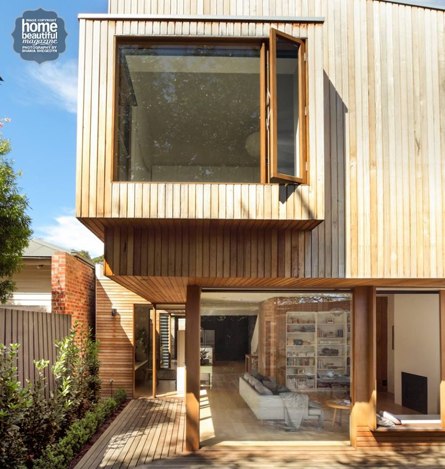 Home Beautiful Magazine Australia Melbourne Architect Aidan