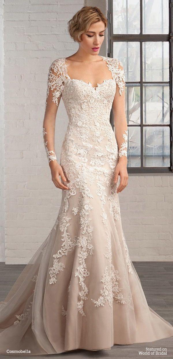 cosmobella 2016 wedding dresses | weddings | pinterest | vestidos de