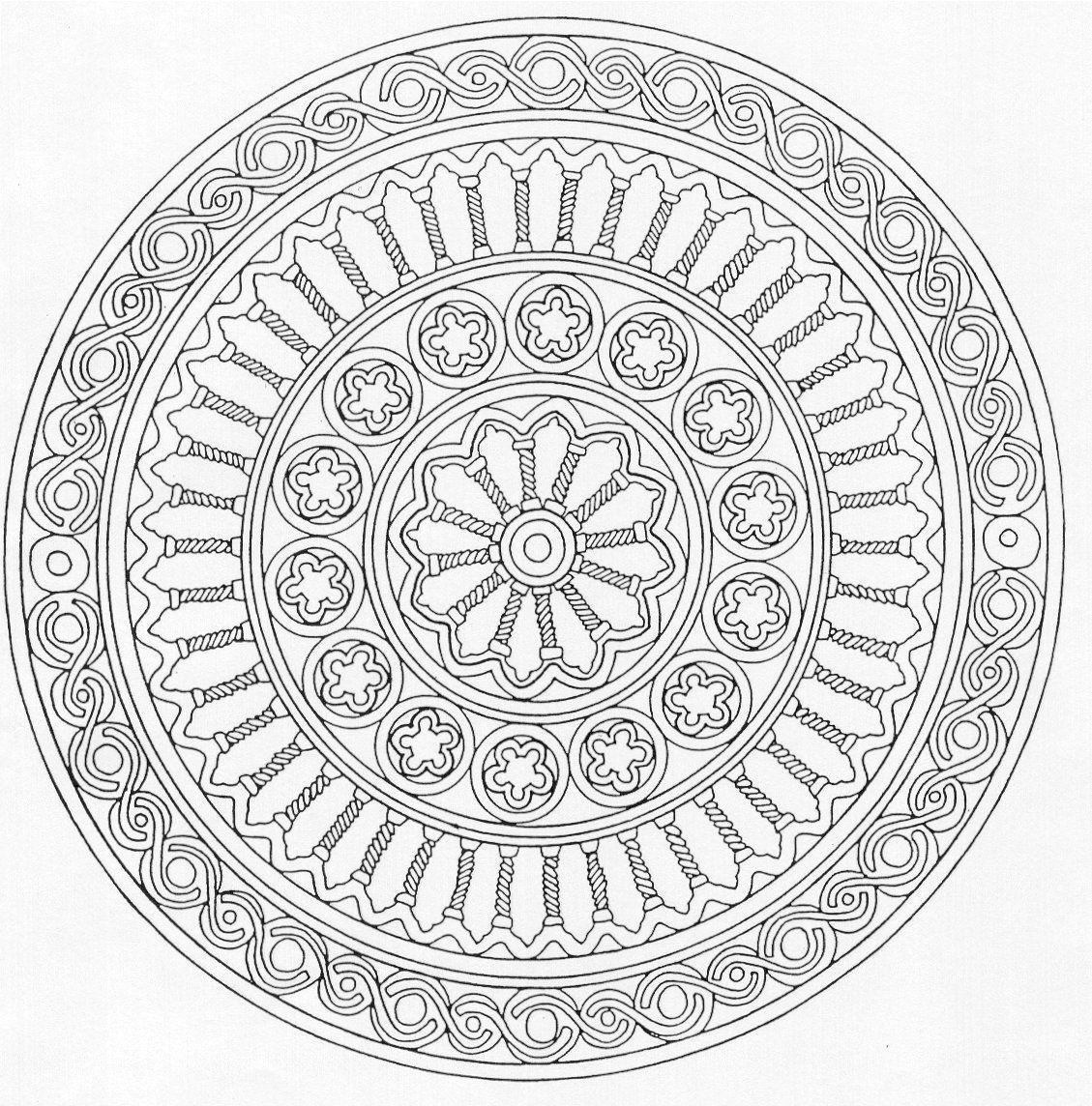Pin von Adamantia\'s art icon auf ornaments | Pinterest | Ausmalen ...