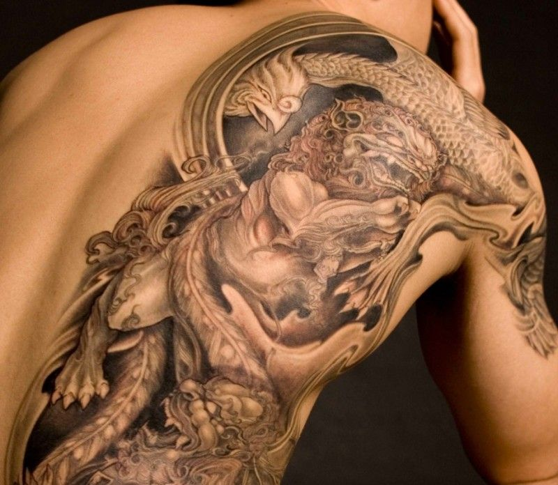 Tattoo By Elson Yeo Tattoos Pinterest