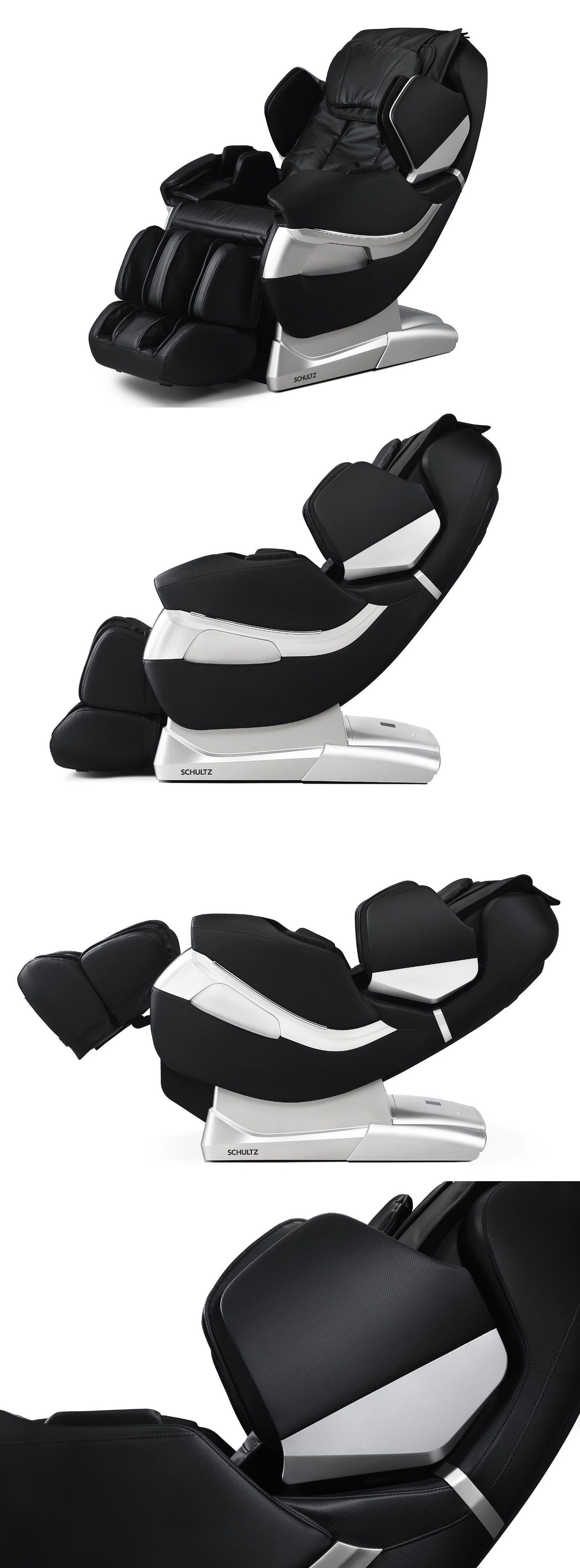 Electric Massage Chairs Schultz Zycrapulse Massage Lounge Chair