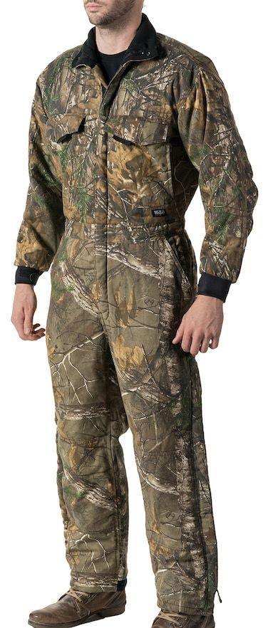 men s walls camo insulated coverall on walls legend hunting coveralls id=77840