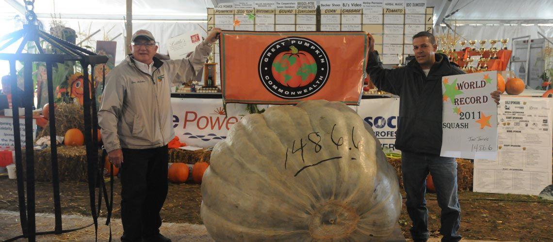 Pumpkinfest in Saugeen Shores