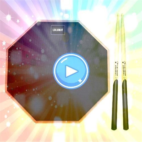 12 Inch Silent Drum Pad Dumb Drum Beginner Rubber Practice Pad with 5A Drum Stic Thats what she said the office finale quote  Etsy BTS Uno  887961742428  Item  Barnes  No...