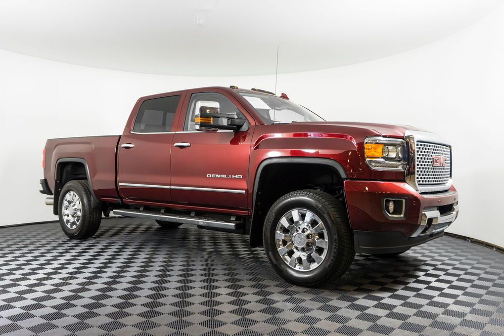 2016 Gmc Sierra 2500 Hd Denali 4x4 Clean Carfax One Owner 4x4