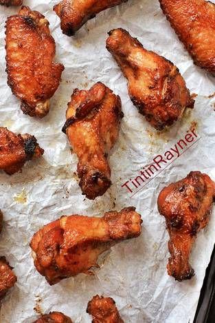 Resep Spicy Chicken Wings Enak Oleh Tintin Rayner Resep Sayap Ayam Makan Siang Sehat Resep Masakan Sehat