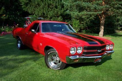 1970 Chevrolet El Camino  My dream garage  Pinterest  Chevy