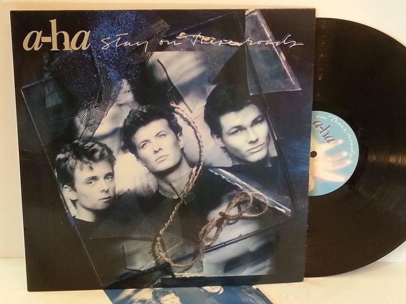 A Ha Stay On These Roads Vinyl Record Shop Vinyl Records Lps