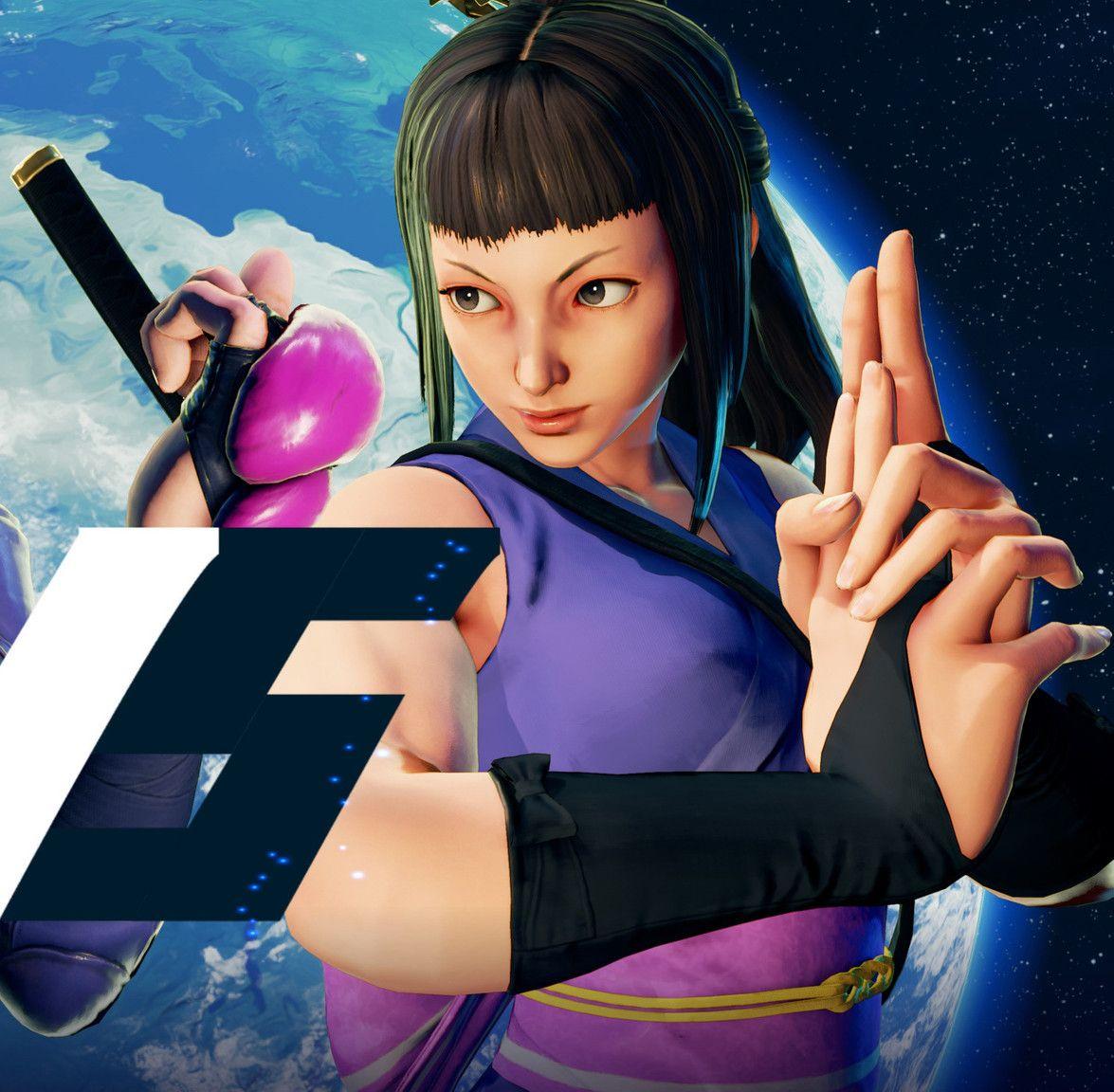 Street Fighter 5 Character Artist Street Fighter 5 VOLTA