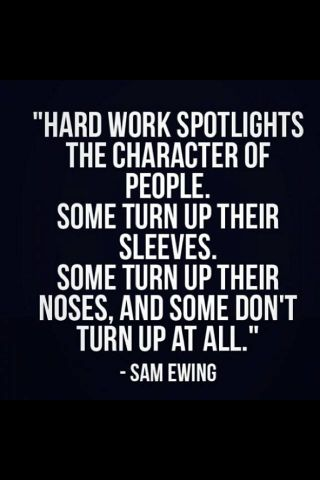 Hard work | Sports Quotes | Quotes, Inspirational Quotes, Hard