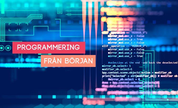 Gratis i skolan - Kom igång med programmering på ett lekfullt sätt! Gratis i skolan -