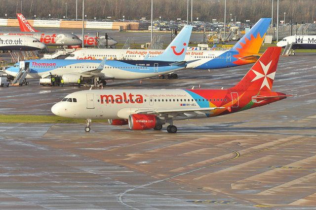 Air Malta wins top marks as 'one of the best airlines in Britain'