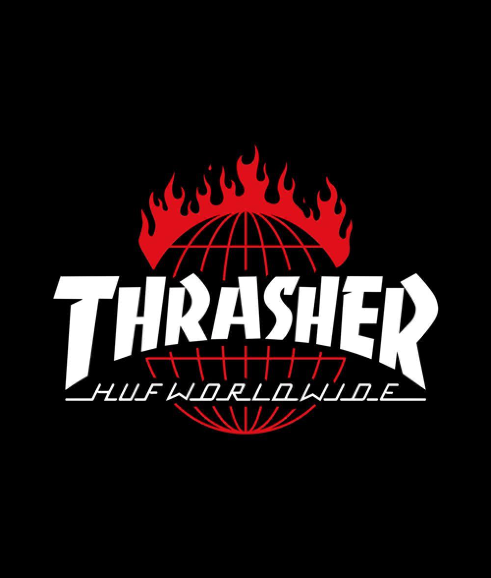 43dc75352baa Thrasher Huf Worldwide Hoodie Price  36.00   FREE Shipping  graphictees