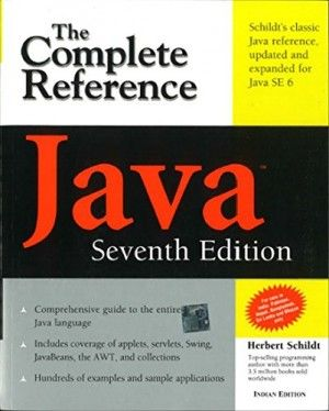 Java The Complete Reference 7th Ed This Book Is A Comprehensive