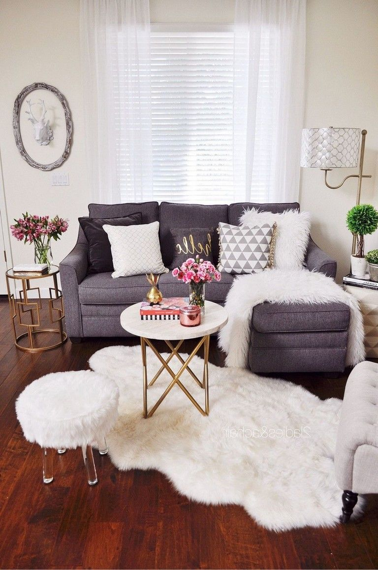 Very Small Living Room Design: Modern Creative Decorating Ideas With Branches Dried Tree