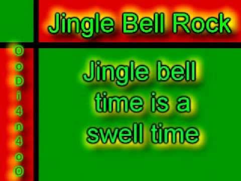 Jingle Bell Rock Sub English Musica Navidena Canciones Letras