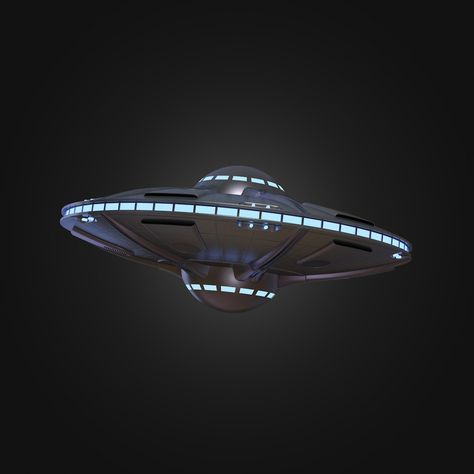 Photo of max ufo flying saucer