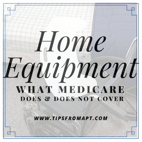 Learn What Medical Equipment Medicare And Insurance Companies Pay
