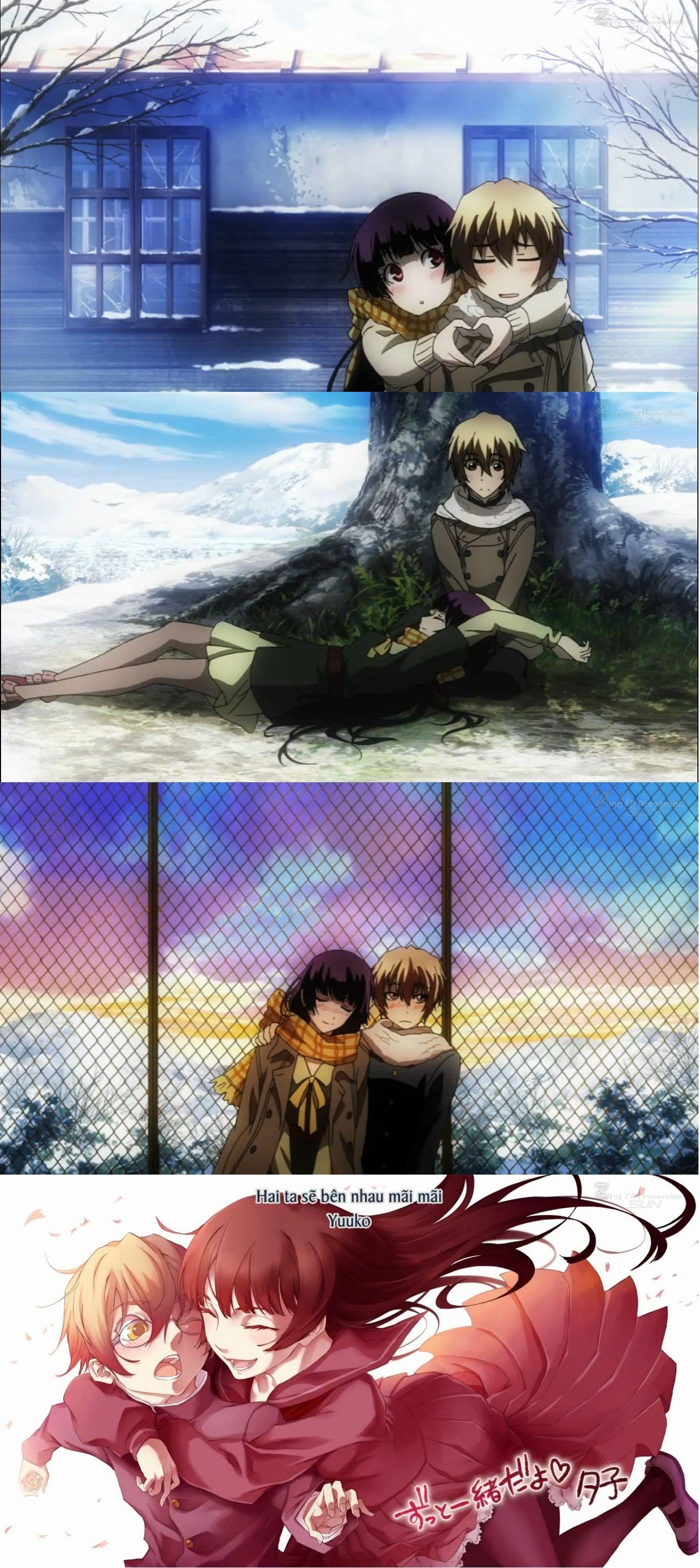Yukko and Teiichi Anime, Shoujo mangá, Fotos