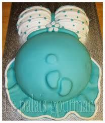 Image gateau baby shower