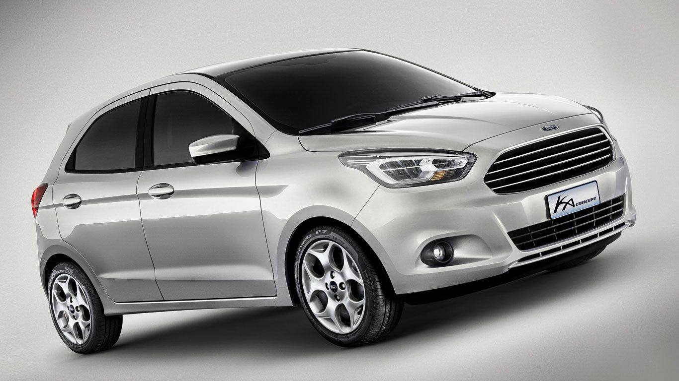 2015 Ford Ka Likely To Be Extremely Similar To The Ka Concept